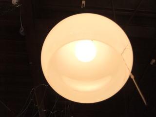 和モダンミルクペンダントライト アンティーク照明 ランプ ビンテージ