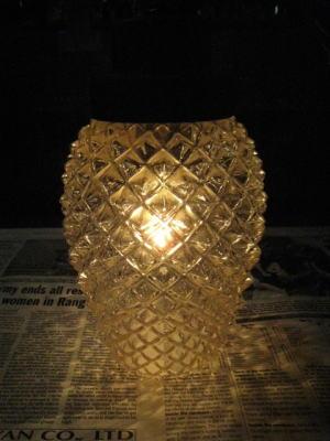 1960'sパイナップルペンダントライト  写真4枚目 アンティーク照明 ビンテージ ランプ