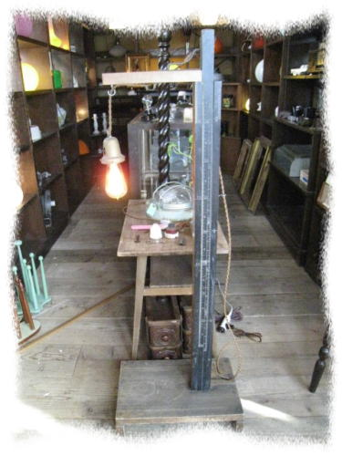 オリジナルアンティーク照明 ビンテージ ランプ