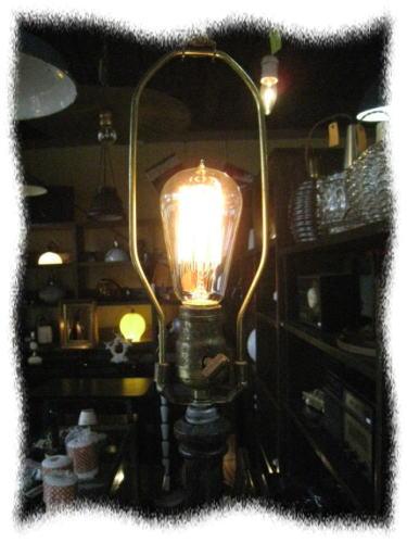 フロアスタンドライト アンティーク照明 ビンテージ ランプ