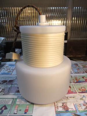 ミルクペンダント 2枚目の写真 アンティーク照明 ランプ 福岡