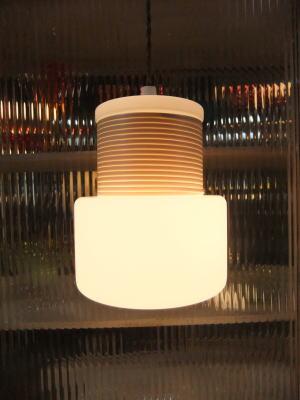 ミルクペンダント 1枚目の写真 アンティーク照明 ランプ 福岡