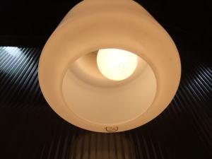 ミルクペンダント 4枚目の写真 アンティーク照明 ランプ 福岡