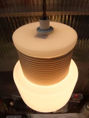 ミルクペンダント 5枚目の写真 アンティーク照明 ランプ 福岡