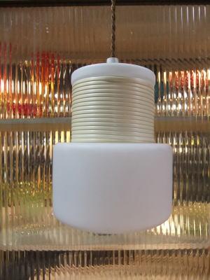 ミルクペンダント 6枚目の写真 アンティーク照明 ランプ 福岡