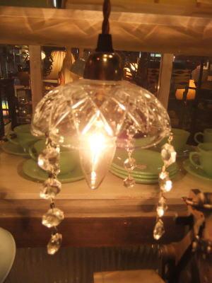 1960'sフレンチペンダントライト 写真3枚目 アンティーク照明 ビンテージ ランプ
