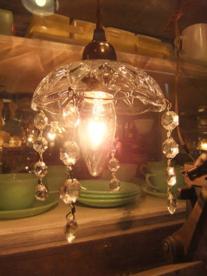 1960'sフレンチペンダントライト 写真4枚目 アンティーク照明 ビンテージ ランプ