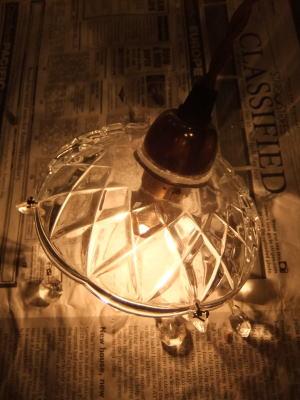 1960'sフレンチペンダントライト 写真1枚目 アンティーク照明 ビンテージ ランプ
