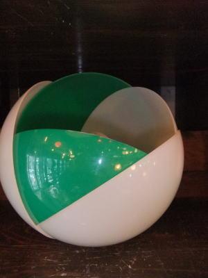 1970'sペンダントボール アンティーク照明 ランプ ビンテージ