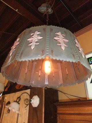 1970'sビクトリアンライト 写真1枚目 アンティーク照明 ビンテージ ランプ