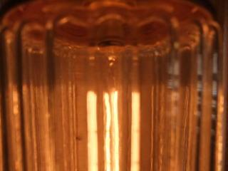 米国製 1970sアールデコシェード アンティーク照明 ビンテージペンダントライ ランプ 福岡 写真8枚目