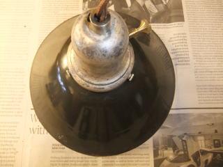 1960'sミリタリーペンダントライト アンティーク照明 ランプ ビンテージ