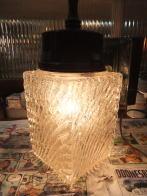 1970s日本製ブラケットライト玄関灯 アンティーク照明 ビンテージ ランプ 福岡