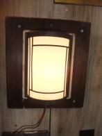 1930s日本製ブラケットライト 廊下灯 アンティーク照明 ビンテージ ランプ 福岡