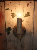 1910s米国製キャンドルブラケットライト アンティーク照明 ビンテージ ランプ 福岡