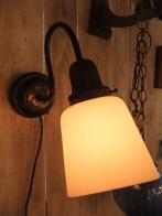 オリジナル鶴首ブラケットライト アンティーク照明 ビンテージ ランプ 福岡