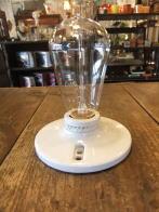 1960s米国磁器製ブラケットライト  アンティーク照明 ビンテージ ランプ 福岡