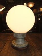 1950s日本製玄関灯ブラケットライト 乳白 アンティーク照明 ビンテージ ランプ 福岡
