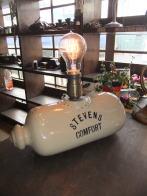 英国製 1900sアンティーク照明 陶器製 オリジナルライト ビンテージライト ランプ 福岡