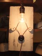 日本製 1950sアンティーク照明 スイッチボード オリジナルライト ビンテージライト ランプ 福岡