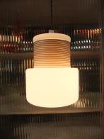 日本製 1970sアンティーク照明 ビンテージペンダントライト ミルクガラス ランプ 福岡