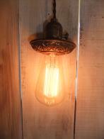 米国製 1920sアンティーク照明 ビンテージペンダントライト フラワーランプ 福岡