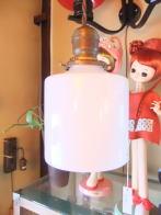 米国製 1940sアンティーク照明 ビンテージカスタムペンダントライト ランプ 福岡
