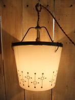 日本製 1950sアンティーク照明 ビンテージペンダントライト カスタムランプ 福岡