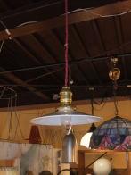 米国製 1930sアンティーク照明 ビンテージペンダントライト ランプ 福岡