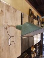米国製 1940sアンティーク照明 琺瑯シェード インダストリアル ビンテージライト ランプ 福岡