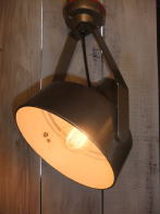 日本製 1960sアンティーク照明 スポットライト インダストリアル ビンテージライト ランプ 福岡