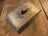 アンティーク照明用ウオールスイッチ019 ビンテージライト ランプ 福岡