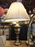 米国製1970s真鍮スタンドライト アンティーク照明 ビンテージライト デスクランプ 福岡