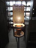 オリジナルスタンドライト アンティーク照明 ビンテージライト デスクランプ 福岡