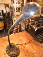 米国製1920sアラジンスタンドライト アンティーク照明 ビンテージライト デスクランプ 福岡