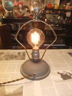米国製1900sオリジナルスタンドライト アンティーク照明 ビンテージライト デスクランプ 福岡