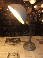 日本製 1950sスタンドアルミライト アンティーク照明 ビンテージライト デスクランプ 福岡