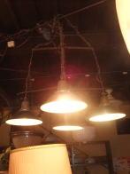 オリジナルシャンデリア アンティーク照明 ビンテージライト ランプ 福岡