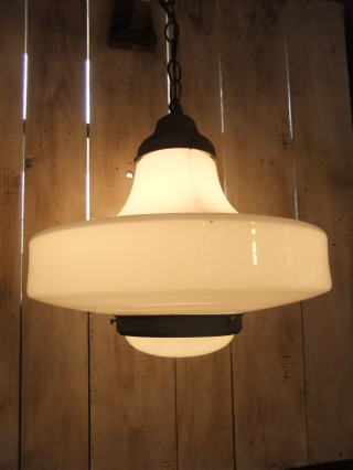 1930's大正ロマンペンダントライト  写真1枚目 アンティーク照明 ビンテージ ランプ