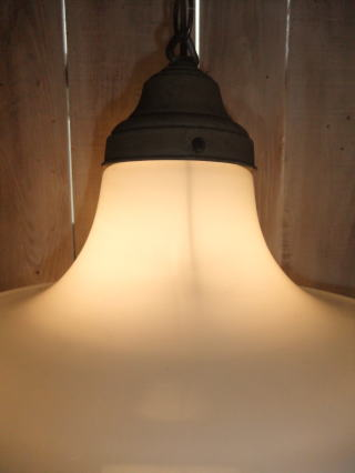 1930's大正ロマンペンダントライト  写真2枚目 アンティーク照明 ビンテージ ランプ