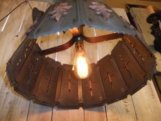 1970'sビクトリアンライト 写真6枚目 アンティーク照明 ビンテージ ランプ