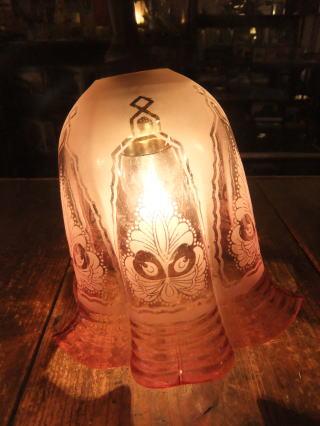 イギリス製ブラケットライトアンティーク照明 ランプ トレモロ 福岡
