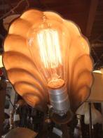 米国製1930sシェルスタンドライト アンティーク照明 ビンテージライト デスクランプ 福岡