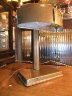 米国製 1950sスタンドスチールライト アンティーク照明 ビンテージライト デスクランプ 福岡