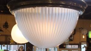 1950'sハンギングライト 写真5枚目 アンティーク照明 ビンテージ ランプ