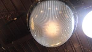 1950'sハンギングライト 写真3枚目 アンティーク照明 ビンテージ ランプ