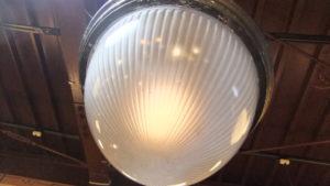 1950'sハンギングライト 写真2枚目 アンティーク照明 ビンテージ ランプ