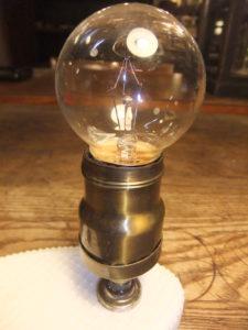 ポーセリンスタンド デスクスタンド 写真6枚目 アンティーク照明 ビンテージ ランプ