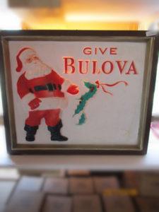 クリスマスバーサイン ビンテージ