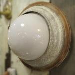 円形ライト